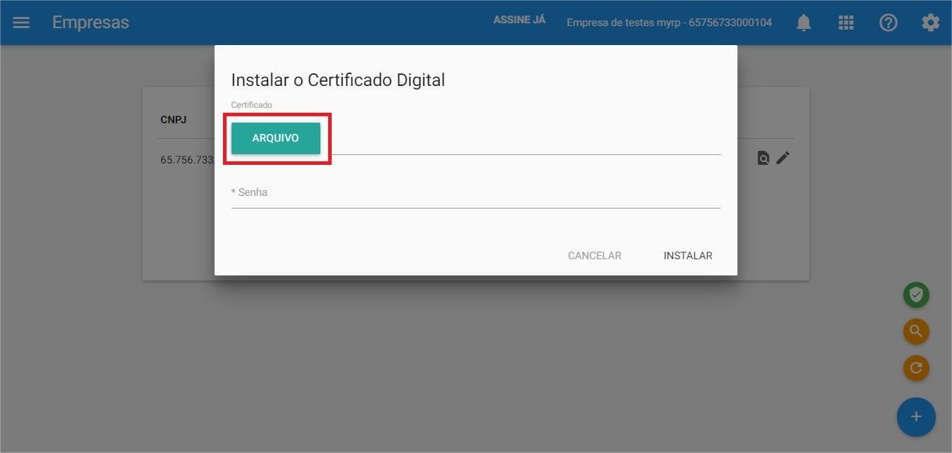 Certificado - Ad