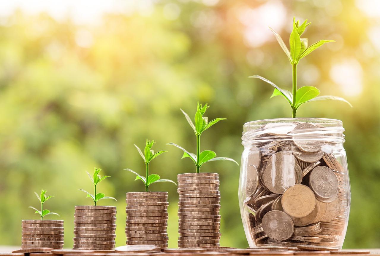 crescimento financeiro da indústria