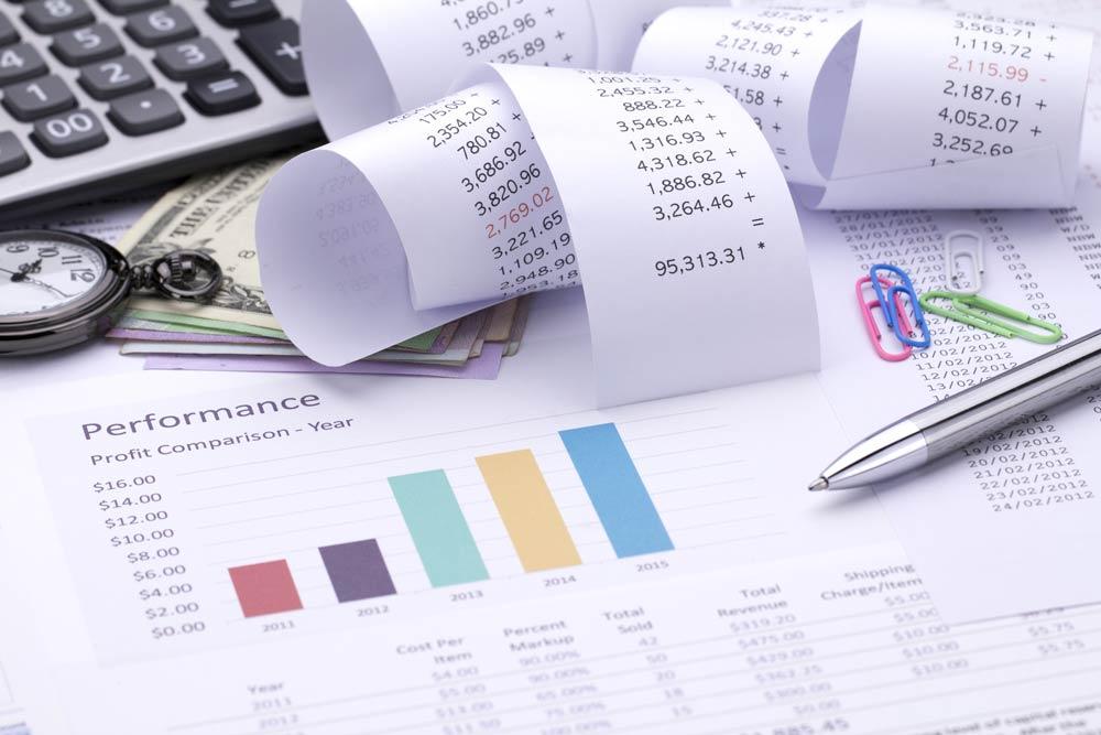 sistema de gestão empresarial documento fiscal